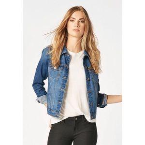 Denim Jacket - Indigo Sapphire